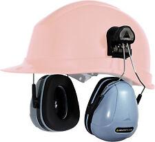 Delta Plus Venitex Magny Casque Gris SNR 32 Solide Chapeau Protège-oreilles