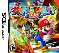 Mario Party DS (Nintendo DS, 2007)