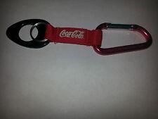 Portachiave con moschettone Coca Cola