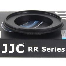 JJC RR-AI Anillo Adaptador Inversor Macro Objetivos lentes Nikon 62mm