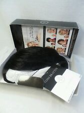 NEW Toni Brattin Stunning Styled Wig - BLACK - AVERAGE - NEW IN BOX A300991