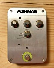 Fishman AFX Delay: Acoustic Effects Pedal *Original Box* & *Free Shipping*