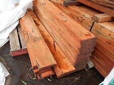 Red Gum Rails 200/25/2.4 Decking Garden Beds Redgum