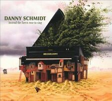 Instead the Forest Rose to Sing [Digipak] by Danny Schmidt (CD, Mar-2009)