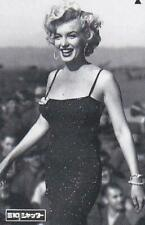 JAPANESE PHONECARD OF MARILYN MONROE - MINT CONDITION   RARE W19
