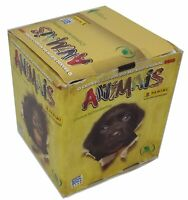 Animais 2015 WWF Box 50 Packs Stickers Panini Animals