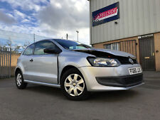 2011 VW Volkswagen Polo S 60 1.2 petrol accident damaged salvage spares repairs