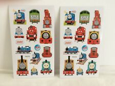 5 sheets Thomas the Tank Engine stickers party supplies favours bag fillers B