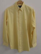 Mens Ralph Lauren Blake Long Sleeve Shirt Size Medium Large XL : LS647