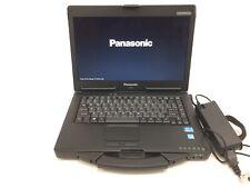 Panasonic Toughbook CF-53 i5-3340M 320GB HDD 4GB RAM No OS