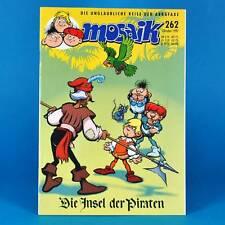 Mosaik Abrafaxe 262 | Oktober 1997 | DDR Sammler B1 | Die Insel der Piraten