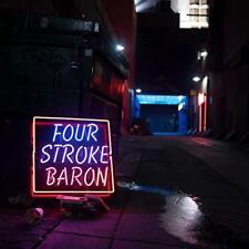 Four Stroke Baron - Planet Silver Screen [CD]