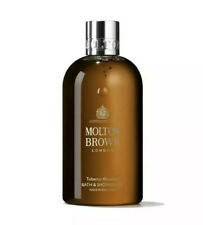 Brand New from Molton Brown 300ml Bath & Shower Gel Masculine Tobacco Absolute