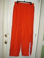 1ae000c315aa NIKE TEAM AUTHENTIC CLEMSON TIGERS embroidered mesh lined athletic  pants-Size XL