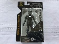 NEW STAR WARS THE BLACK SERIES ARCHIVE COLLECTION IMPERIAL DEATH TROOPER!!
