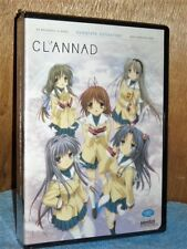 Clannad: Complete Collection (DVD, 2010, 4-Disc) NEW high school romance comedy