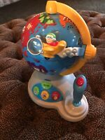 Vtech Fly Learn Globe Educational Tested Working Amazing!- Colorful Learning