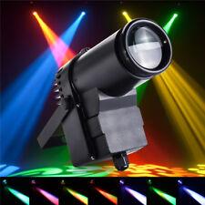 AU Plug 30W DMX 6CH LED Stage Lighting RGBW Pinspot Light Spot Light DISCO Lamp