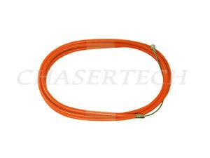 MTB Road BMX Bicycle Bike Universal Brake Cable w/ Housing Orange 1 Piece