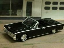 4th Gen 1961- 1969 Lincoln Continental Convertible 1/64 Scale Limited Edit J16