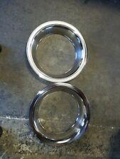 Mopar dodge 2 x 15 inch  rally wheel trim rings 3002-AM-15