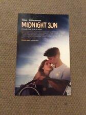 Midnight Sun 11x17 Movie POSTER Bella Thorne Patrick Schwarzenegger 2018 I#551