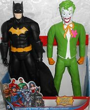 "New Collectible DC Universe 20"" Batman & The Joker 2-Pack Action Figures Limited"