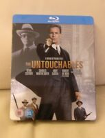 The Untouchables Bluray Steelbook, UK Edition, New/Sealed