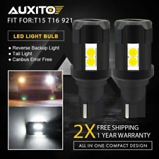 AUXITO 2x 921 LED Reverse Light Bulb CANBUS Error Free Car Truck T15 W16W 912