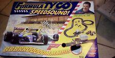 rennbahn. Racing system. Nigel Mansell