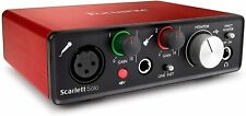 Focusrite Scarlett Create Your Amazing Sound Record Guitar and Vocals Together!