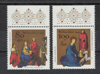 4047) Germany 1994: - Weihnachten/ Christmas MNH - Set of 2 beautiful Stamps