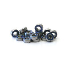 TRAXXAS MONSTER JAM CRANAIC SKULLY N-STAMPEDE 16 PC RUBBER SEALED BEARING KIT