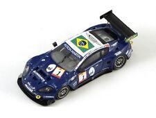 """Aston Martin DBR9 #1 Piquet-Bouchut""""Winner Interlagos""""2006 (Spark 1:87/87S025)"""