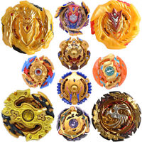 Gold Beyblade Burst Spinning Top Golden Gyro Toy -Beyblade Only Without Launcher