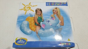 Inflatable 2007 Intex Elephant Ride on Pool Toy New In Box