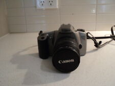Canon EOS 3000N 35mm fim camera with Canon King 58mm UV Japan lens