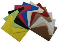 C7 (82x113mm) Coloured Envelopes for Crafts Greeting Cards Party Invitations