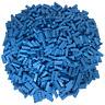 250 Medium Blaue Lego Steine 1x4 - Hochsteine Bausteine - Medium Blau - 3010
