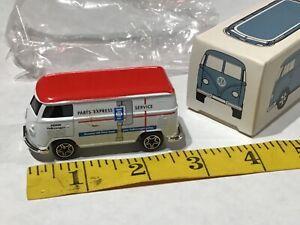 Vintage MATCHBOX Volkswagen Transporter VW BUS Limited Edition New Nos Toy Car
