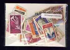 Espagne colonies - Spain colonies 100 timbres différents