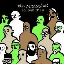The Maccabees - Colour It In (NEW CD)
