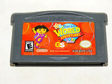 Dora the Explorer: Dora's World Adventure (Nintendo Game Boy Advance, 2006)