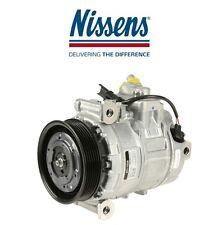 NEW BMW E82 E88 E90 128i 328i 328xi Air Condition Compressor with Clutch Nissens