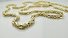 Collar AUS 585/14 Quilates Oro Amarillo 81cm FBM ALTO VALOR