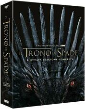 Il Trono di Spade - Stagione 8 (DVD, 2019, Set di 4 Dischi)