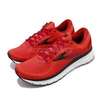 Brooks Glycerin 18 Red Black White Men Road Running Shoes Sneakers 110329 1D