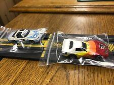 AFX BLAZIN' BRAKES SLOT CARS - TRANS AM AND CORVETTE GT