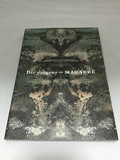 Dir en grey-MACABRE-Visual Kei Japan Band Score Guitar TAB Songbook Sheet Music