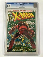 X-MEN # 80 CGC 8.5
